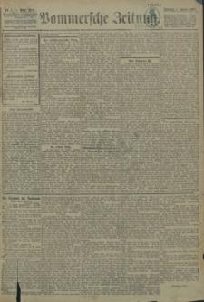 Pommersche Zeitung : organ für Politik und Provinzial-Interessen. 1905 Nr. 3
