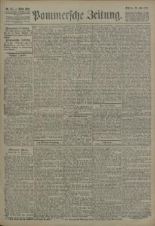 Pommersche Zeitung : organ für Politik und Provinzial-Interessen. 1906 Nr. 179