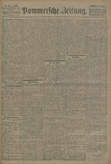 Pommersche Zeitung : organ für Politik und Provinzial-Interessen. 1902 Nr. 208