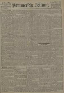 Pommersche Zeitung : organ für Politik und Provinzial-Interessen. 1903 Nr. 50