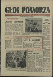 Głos Pomorza. 1976, sierpień, nr 182