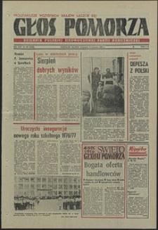 Głos Pomorza. 1976, wrzesień, nr 201