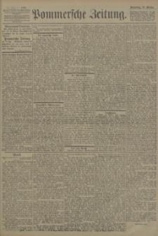 Pommersche Zeitung : organ für Politik und Provinzial-Interessen. 1903 Nr. 267
