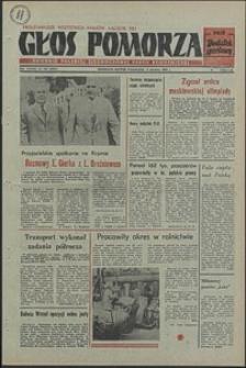 Głos Pomorza. 1980, sierpień, nr 167