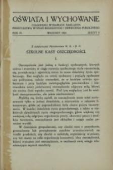Oświata i Wychowanie. R.4, 1932 nr 7