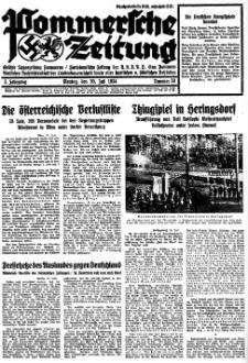 Pommersche Zeitung. Jg.3, 1934 Nr. 30