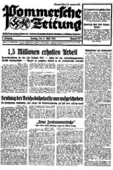 Pommersche Zeitung. Jg.2, 1934 Nr. 272