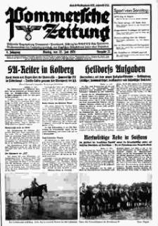 Pommersche Zeitung. Jg.4, 1935 Nr. 22