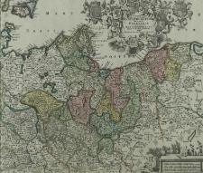 Marchionatus Brandenburgensis Ducatus Pomeraniae et Ducatus Mecklenburgicus [...]