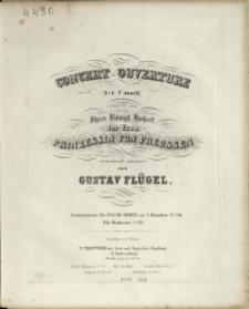 Concert-Ouverture : (No 1 C moll)
