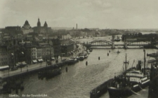 Stettin, An der Baumbrücke