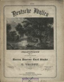 Deutsche Idyllen : für das Pianoforte : Op. 20 Lief. 1