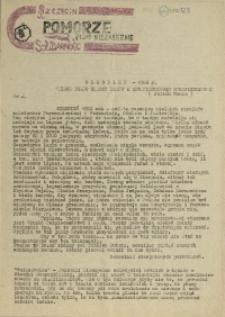 """Pomorze : pismo niezależne """"Solidarność"""". 1986 sierpień"""