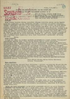 """Nadodrze : dwutygodnik Tajnej Międzyzakładowej Komisji NSZZ """"Solidarność"""". 1987 nr 36"""