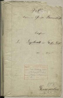 Die Duplicate des Kirchenbuchs von Bernsdorf und Rosenfelde