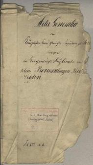 Die Duplicate des Kirchenbuchs von Bonin