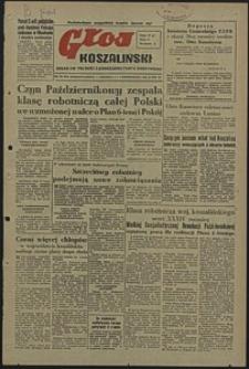 Głos Koszaliński. 1951, październik, nr 263