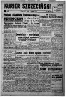 Kurier Szczeciński. R.3, 1947 nr 303