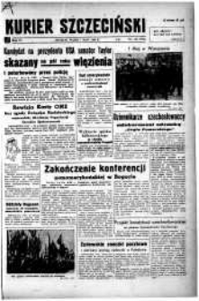 Kurier Szczeciński. R.4, 1948 nr 124