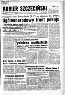 Kurier Szczeciński. R.5, 1949 nr 113