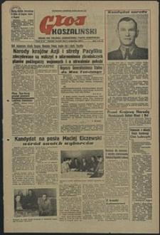 Głos Koszaliński. 1952, październik, nr 28