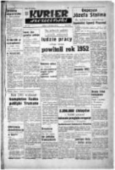 Kurier Szczeciński. R.8, 1952 nr 2 wyd.A