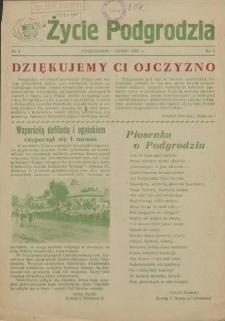Życie Podgrodzia. 1955 nr 4