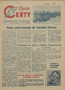 Życie CERTY. R.3, 1956 nr 8