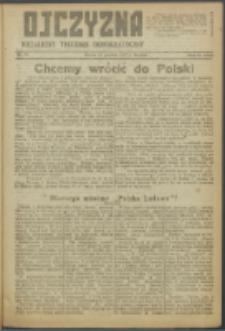 Ojczyzna : niezależny tygodnik demokratyczny. 1947 nr 80