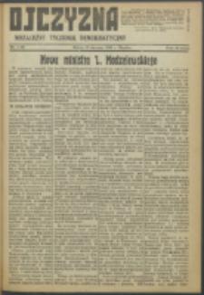 Ojczyzna : niezależny tygodnik demokratyczny. 1947 nr 82