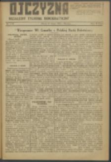 Ojczyzna : niezależny tygodnik demokratyczny. 1948 nr 85