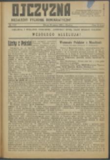 Ojczyzna : niezależny tygodnik demokratyczny. 1948 nr 87