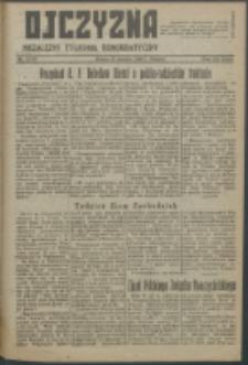 Ojczyzna : niezależny tygodnik demokratyczny. 1948 nr 93