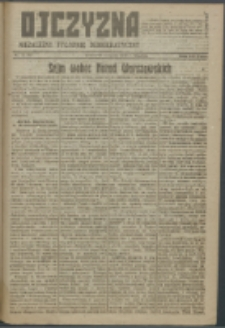 Ojczyzna : niezależny tygodnik demokratyczny. 1948 nr 99