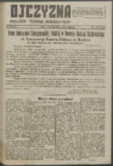 Ojczyzna : niezależny tygodnik demokratyczny. 1948 nr 101
