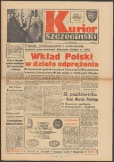 Kurier Szczeciński. 1974 nr 237 wyd. AB