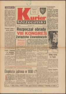 Kurier Szczeciński. 1976 nr 274 wyd. AB