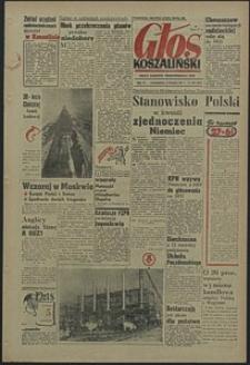 Głos Koszaliński. 1957, sierpień, nr 185