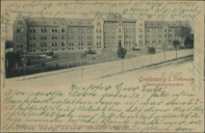 Greifenberg i. Pommern, Unteroffiziervorschule