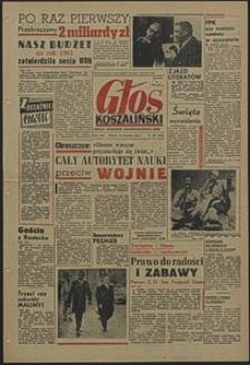 Głos Koszaliński. 1960, listopad, nr 285