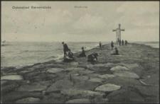 Ostseebad Swinemünde, Westmole