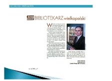 """""""Bibliotekarz Wielkopolski"""""""