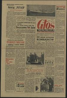 Głos Koszaliński. 1963, sierpień, nr 198