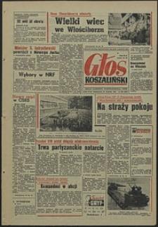 Głos Koszaliński. 1969, wrzesień, nr 258
