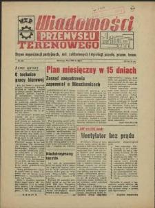 Wiadomości Przemysłu Terenowego : organ rad zakładowych przedsiębiorstw przemysłu terenowego woj. szczecińskiego. 1956 nr 12