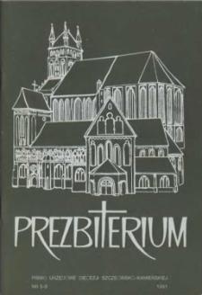 Prezbiterium. 1991 nr 5-6
