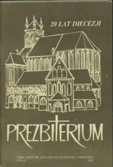 Prezbiterium. 1992 nr 4-6