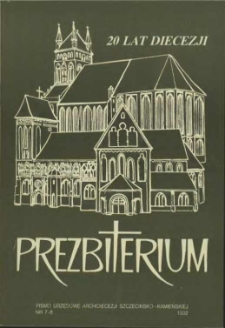 Prezbiterium. 1992 nr 7-8