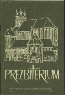 Prezbiterium. 1993 nr 7-8