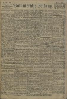 Pommersche Zeitung : organ für Politik und Provinzial-Interessen. 1900 Nr. 160